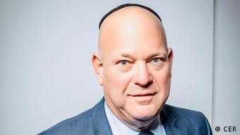 گادی گرونیچ، دبیرکل شورای اروپایی خاخام های یهودی