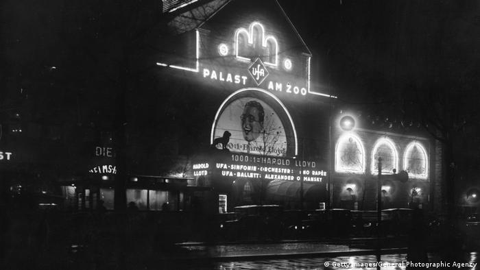 100 years of a Berlin film institution: the Zoo Palast