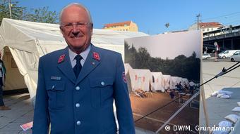 Gedenkveranstaltung 30-Jahre Grenzöffnung Ungarn und Malteser Nothilfelager (DW/M. Grundmann )