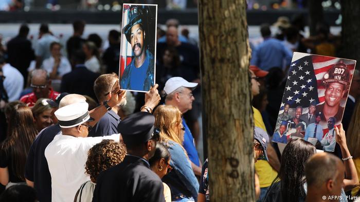 Muertos por salvar a otros el 11 de septiembre de 2001.