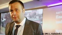 Ukrainischer Minister für Energie Oleksiy Orzhel