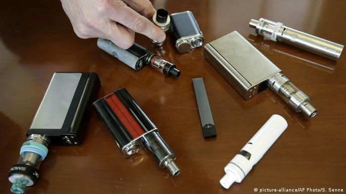India announces ban on e-cigarettes