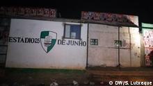 Mosambik Toren des Fußballstadions von Nampula