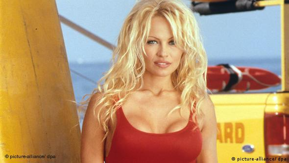 Pamela Lee Anderson - Baywatch