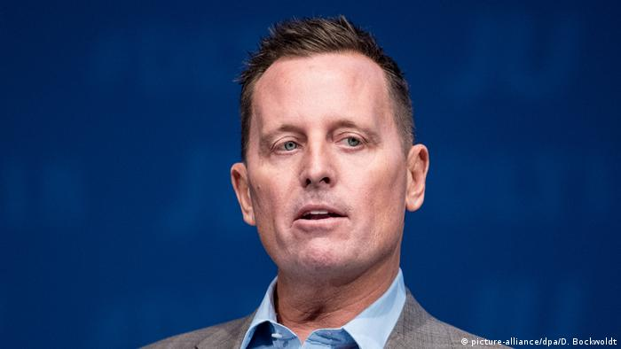 US-Botschafter Richard Grenell (picture-alliance/dpa/D. Bockwoldt)