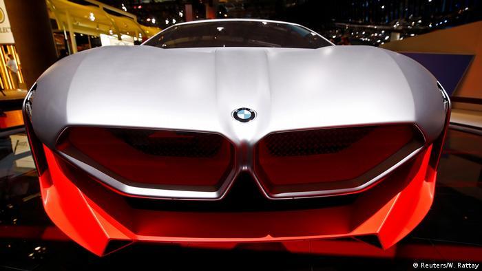 BMW Vision M Next на автосалоні у Франкфурті
