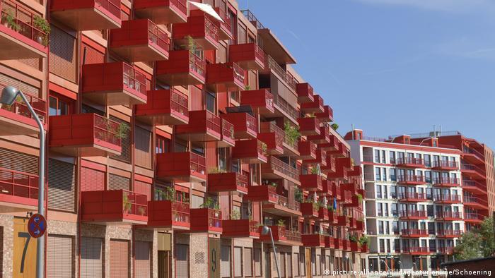 Deutschland Wohnungsbau Berlin