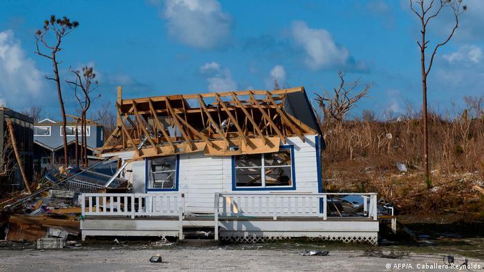 Bahamas l Nach dem Hurrikan Dorian