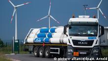 Deutschland | Wasserstofftankfahrzeug