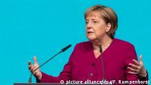 IAA 2019 - Merkel