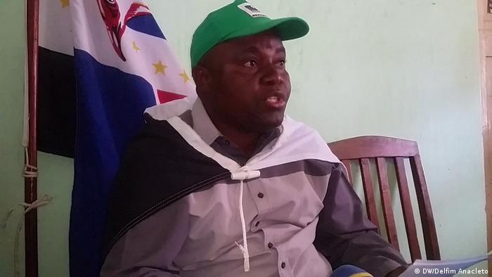 Mustagibo Bachir, membro da Comissão Política da RENAMO