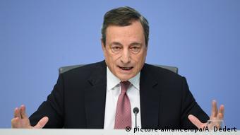 Šef ESB-a Mario Draghi