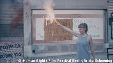 Human Rights Film Festival Berlin Widerstand