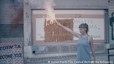 Human Rights Film Festival Berlin Widerstand (Human Rights Film Festival Berlin/Britta Schoening)