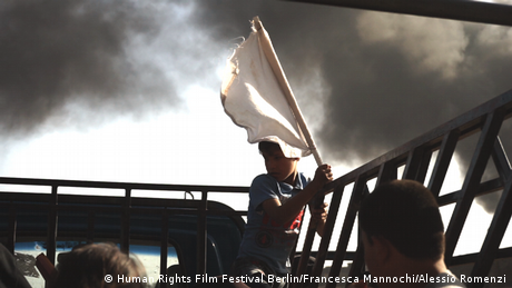 Human Rights Film Festival Berlin Isis Tomorrow (Human Rights Film Festival Berlin/Francesca Mannochi/Alessio Romenzi)