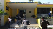 Staaliches Büro für Migrantenhilfe in El Salvador