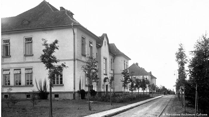 Był to jeden z najnowocześniejszych i najpiękniejszych szpitali psychiatrycznych w Europie