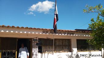 Mosambik Gaza Provinz RENAMO Zentrale