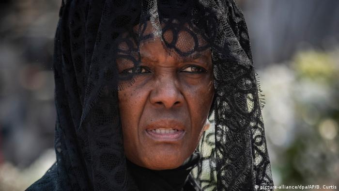 Robert Mugabe's widow, Grace Mugabe
