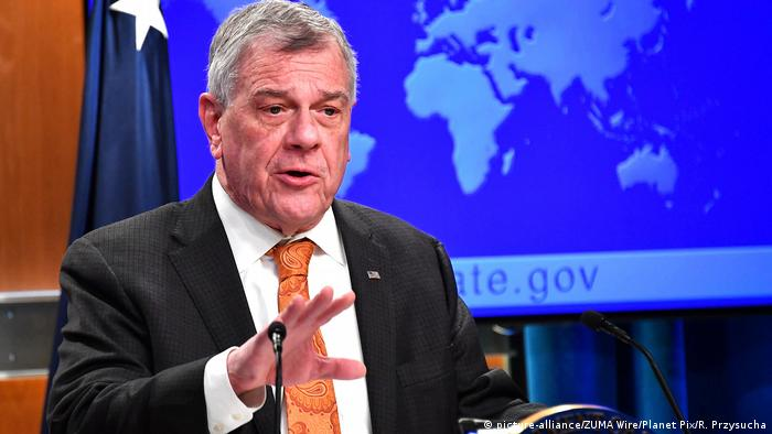 US Diplomat Michael Kozak (picture-alliance/ZUMA Wire/Planet Pix/R. Przysucha)