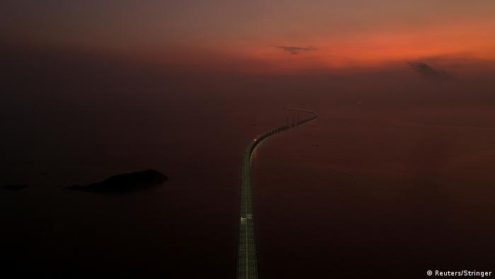 BdTD China | Hong Kong-Zhuhai-Macau-Brücke (Reuters/Stringer)