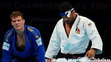 Judo WM 2019 | Saeid Mollaei aus Iran gegen Matthias Casse aus Belgien