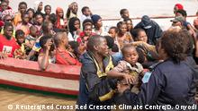 Zyklon Idai | Evakuierung in Mosambik
