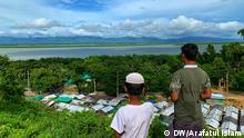 Rohingya refugees in Bangladesh hope to return to Myanmar at some point. Declaration: I, Arafatul Islam, have taken these pictures on 22.08.2019 in Cox's Bazar for online uses. .