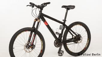 Olayda kullanılan bisiklete ait fotoğraf