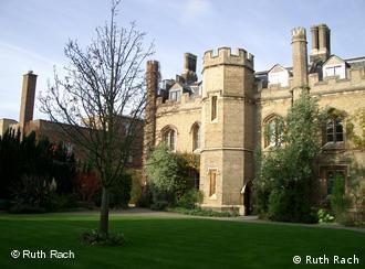 Grădina Universităţii Cambridge
