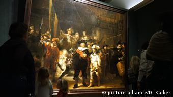 Ο πίνακας του Ρέμπραντ Νυχτερινή Περίπολος
