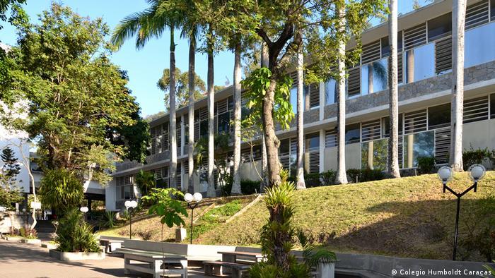 Colegioi Alexander von Humboldt, Caracas, Venezuela.