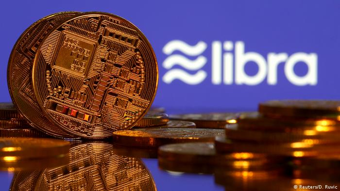 Libra currency coins