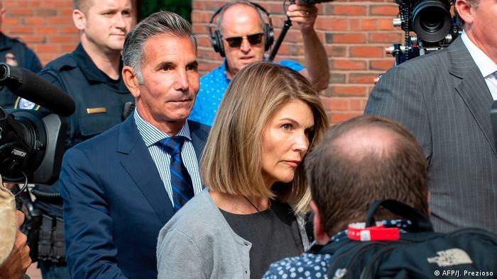 Hochschul-Skandal - Lori Loughlin (AFP/J. Prezioso)