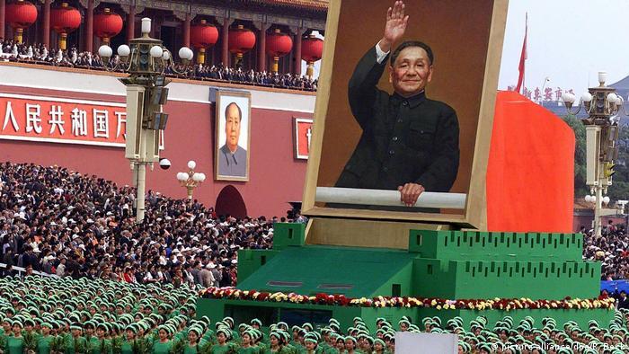 Bildergalerie China Militärparade zum Nationalfeiertag 1999