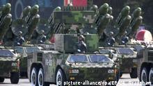 Bildergalerie China Militärparade zum Nationalfeiertag 2009