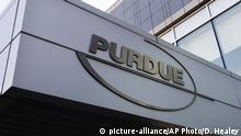 Purdue Pharma Hauptsitz