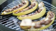 BG So essen die Deutschen | Bananen mit Schokobons