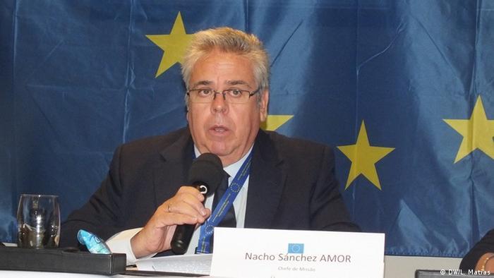 AP Türkiye Raportörü Nacho Sanchez Amor