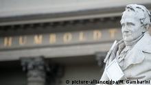 Berlin | Denkmal für Alexander von Humboldt