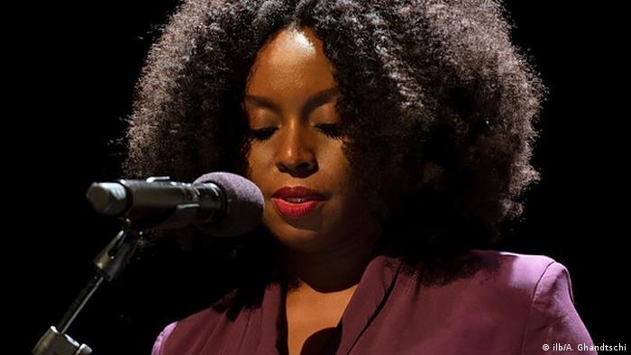 Chimamanda Ngozi Adichie (ilb/A. Ghandtschi)