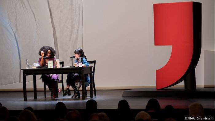 Chimamanda Ngozi Adichie at the Berlin International Literature Festival 2019