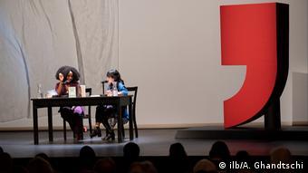 Chimamanda Ngozi Adichie im Gespräch beim Internationalen Literaturfestival Berlin