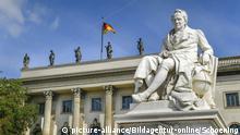 Deutschland Alexander von Humboldt Humboldtuniversität Berlin