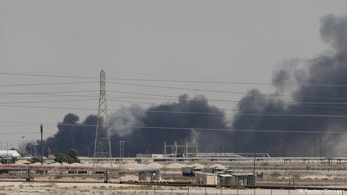Saudi attacks: Oil price to spike as production halves