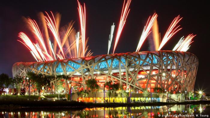 10 - 60 Jahre China im Umbruch   Rasende Modernisierung   Olympische Spiele