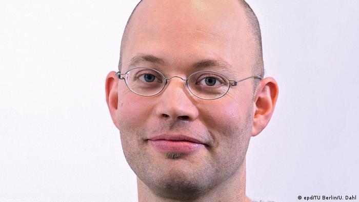 Simon Teune (Foto: epd/TU Berlin/U. Dahl)