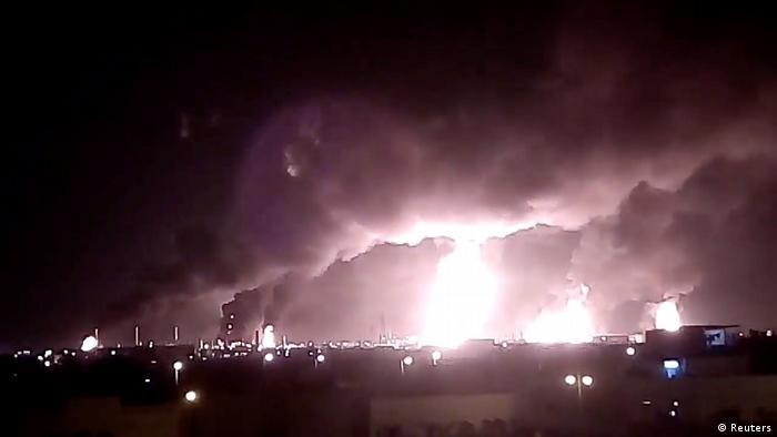 Saudi-Arabien Drohnenangriffe (Reuters)