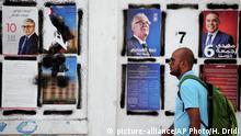 Tunesien Präsidentschaftswahlen
