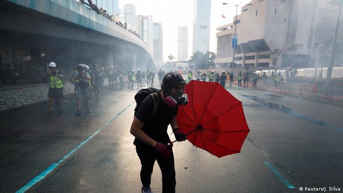 Hong Kong protests (Reuters/J. Silva)